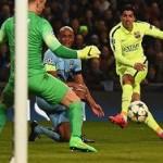 Луис Суарес принес Барселоне победу над Манчестер Сити