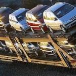 Импорт автомобилей на Украину сократился более чем в 2 раза