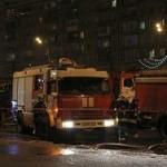 Пожар в библиотеке ИНИОН потушен