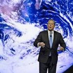 США запустили любимый спутник Альберта Гора