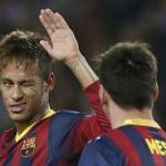 «Барселона» оставила «Ман Сити» за бортом ЛЧ