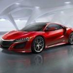 Acura NSX собирается «порвать» Нюрбургринг