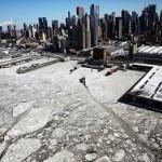 Февраль в Нью-Йорке стал самым холодным за 80 лет