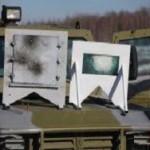 Российские бронеавтомобили прошли испытания огнем