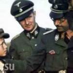 В штабе «АТО» копируют немецкую пропаганду 1943-го года
