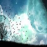 На Луне обнаружен огромный кратер