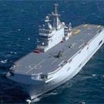 Испытания «Мистраля» в открытом море пройдут без военных РФ