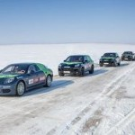 50 оттенков белого: гибриды Porsche против сибирских морозов