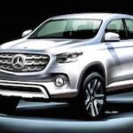 Mercedes-Benz задумался о пикапе