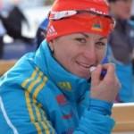 Украинка Валентина Семеренко выиграла масс-старт на ЧМ