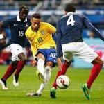 Бразилия одержала волевую победу над Францией