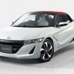 Honda запустила в серию родстер S660