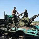 Украина готовит наступление в районе Волновахи