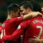 Португалия одолела Сербию в отборочном турнире Евро-2016