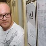 Мосгорсуд прекратил рассмотрение иска Олега Кашина к Минфину