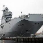 «Французы хотят по-быстрому спихнуть «Мистраль» России»