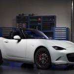Mazda покажет самую «злую» MX-5