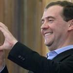 Медведев сообщил о миллионе подписчиков в Instagram
