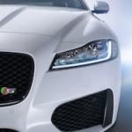 Jaguar показал новый XF