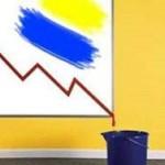 Украинская экономика в глубочайшей в истории рецесии