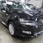 Седан Volkswagen Polo застукали обновленным
