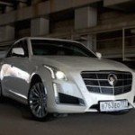 Что-то так: удивляемся наворотам нового Cadillac CTS