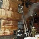 При пожаре в Нижнем Новгороде погибли шесть человек