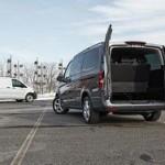 Mercedes-Benz Vito оснастили бензиновым мотором