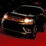 Mitsubishi почти показала новый Outlander