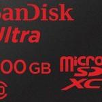 SanDisk представила самую ёмкую карту памяти в мире