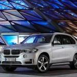 BMW представила гибридный X5