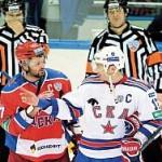 В Кубке Гагарина начинаются финалы конференций
