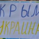 Опрос: украинцы перестали верить в возвращение Крыма