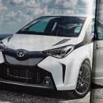 Toyota может выпустить Yaris мощностью 235 л.с.