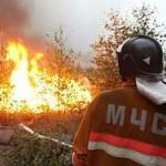 В Забайкалье ввели режим ЧС из-за лесных пожаров