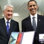Впервые в истории разжалован председатель Нобелевского комитета