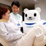 Роботы-медведи смогут позаботиться о японских пенсионерах
