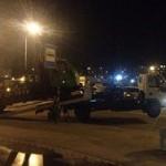 В Петербурге за неправильную парковку эвакуировали эвакуатор