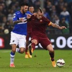 Прогноз на матч «Рома» — «Сампдория»