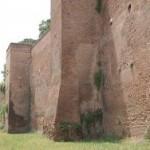 В Риме найдена часть древней стены Аврелиана