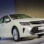 Toyota Camry теперь с новым мотором