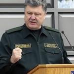 Порошенко назвал идиотизмом разговоры «отдать Донбасс»