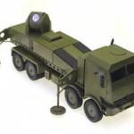 Европейцы создают мощный боевой лазерный комплекс