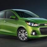 Chevrolet аккуратно показал новый Spark