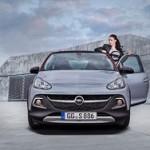 Кроссовер Opel Adam Rocks «зарядили» до индекса S