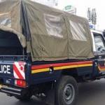 Вооруженные люди захватили университет в Кении
