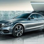 Mercedes-Benz C-Class предстал в самом скучном свете