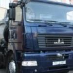 Белорусский МАЗ выдавливают с российского рынка
