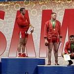 Азербайджанского самбиста лишили медали Кубка мира