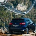 Пульсентра: первый тест Nissan Tiida